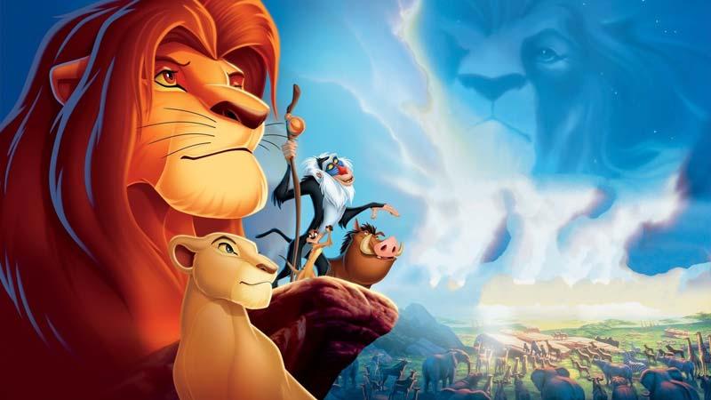 دانلود رایگان انیمیشن شیر شاه 1 (1994) The Lion King