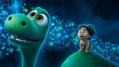 v4video.ir - آموزش و یادگیری زبان های خارجی - دانلود و نقد انیمیشن The Good Dinosaur دایناسور خوب